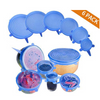 Set de 6 capace din silicon