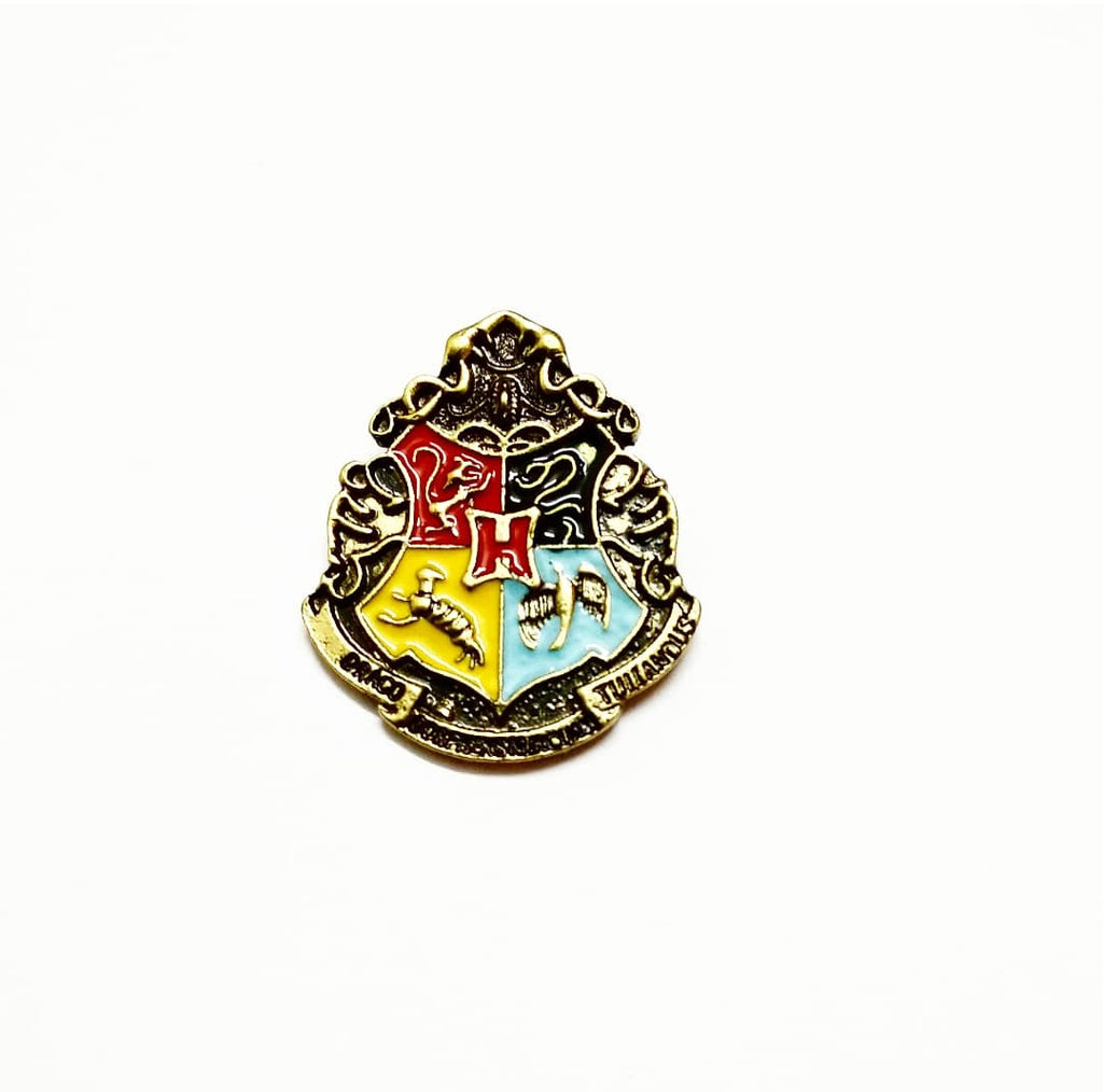 The Harry Potter Hogwarts Badge Pin - TheTailor69