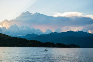 3 days of incredible hiking in the Paraty region with Axel