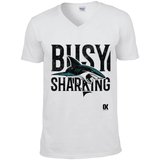 Busy Sharking T-Shirt - Oxford Kit