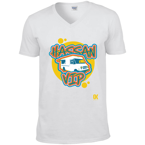 Hassan VIP T-Shirt - Oxford Kit