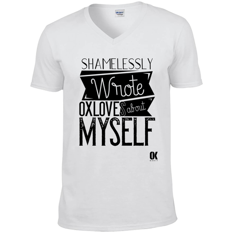 Shamelessly wrote Oxloves v2 T-Shirt