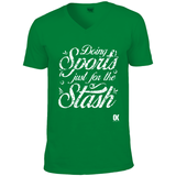 Sports just for Stash T-Shirt - Oxford Kit