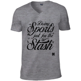 Sports just for Stash v2 T-Shirt - Oxford Kit