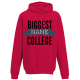 Biggest Name On College v2 Hoodie - Oxford Kit