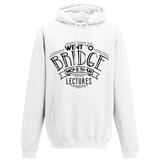 Bridge more than lectures v2 Hoodie - Oxford Kit