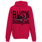Busy Sharking Hoodie - Oxford Kit