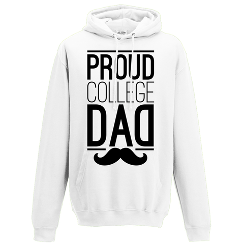 Proud College Dad v2 Hoodie - Oxford Kit