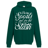 Sports just for Stash Hoodie - Oxford Kit