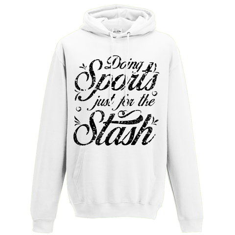 Sports just for Stash v2 Hoodie - Oxford Kit