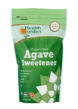 Organic Blue Agave Powder by Health Garden - 12 oz. - All Naturell Healing