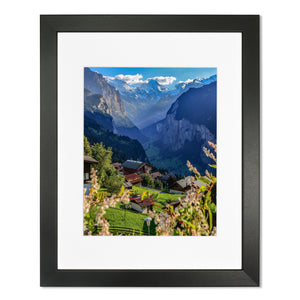 Prints - Wengen, Switzerland
