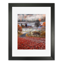 Prints - Vermont Fall Colors