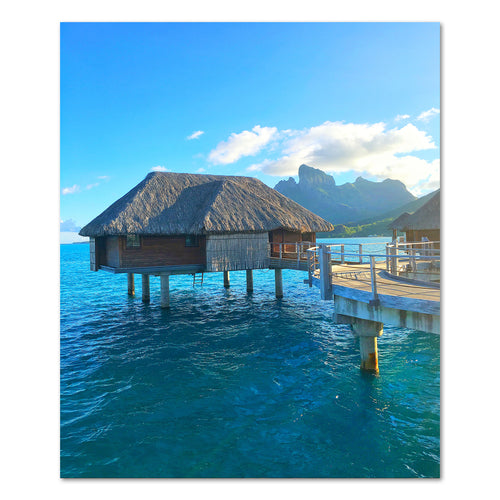 Prints - Bora Bora, French Polynesia