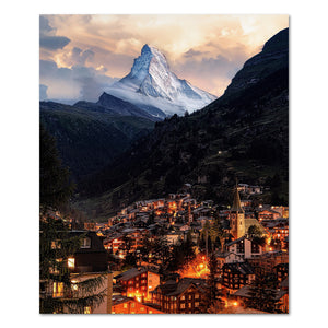 Print - Zermatt, Switzerland
