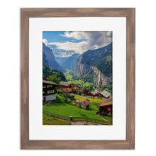 Print - Lauterbrunen, Switzerland