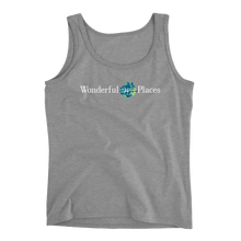 Wonderful Places Ladies' Tank Top