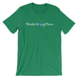 Wonderful Places T-Shirt - Colors
