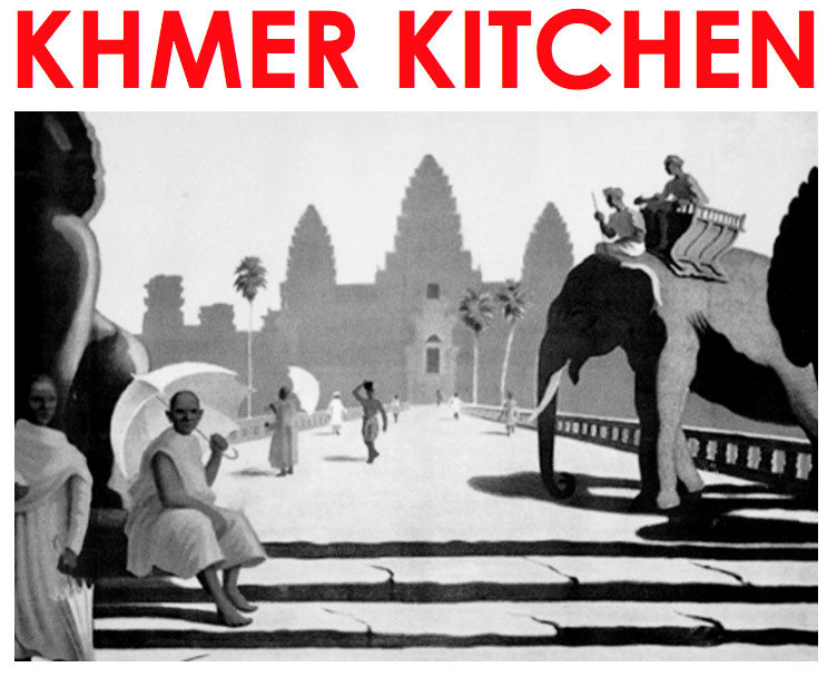 AUTUMN WINE TASTING WITH KHMER KITCHEN - Thursday 20th September
