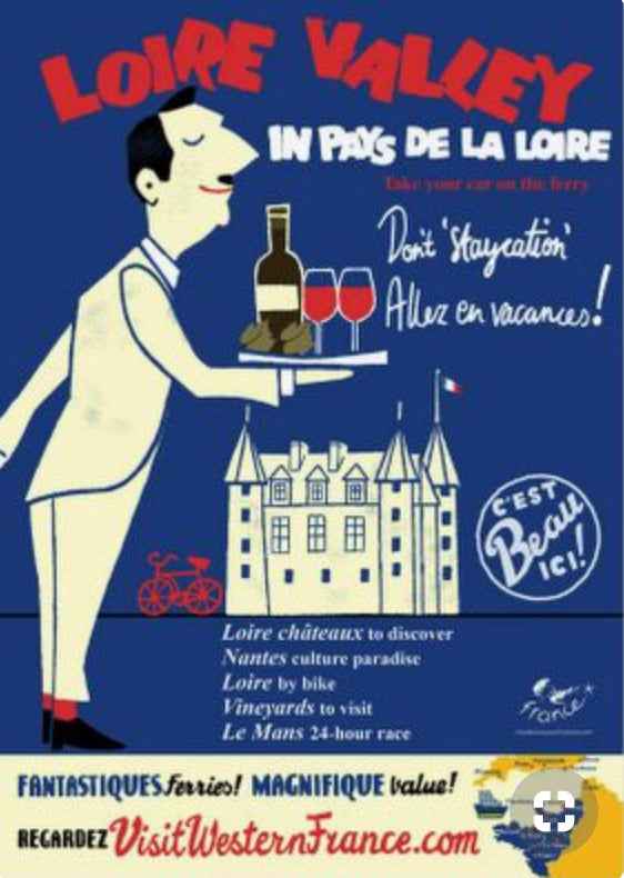 """L IS FOR LOIRE"" TASTING & SUPPER CLUB - Friday 12th October 7pm"