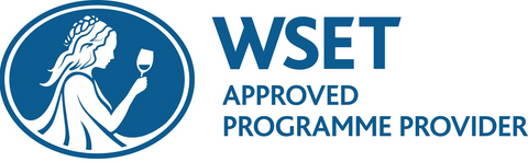 WSET logo for WSET wine courses at The Somerset Wine Company