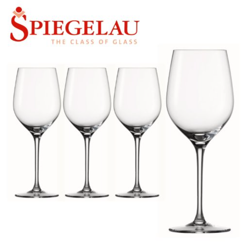 A set of 4 Spiegelau glasses