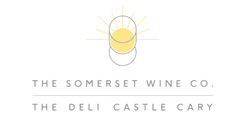 The Somerset Wine Co and The Deli Castle Cary logo
