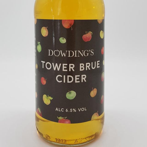 Cider Dowdings - Tower Brue - Medium - 6.5%