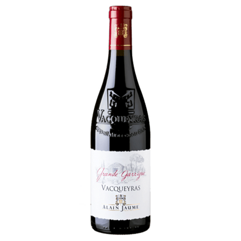 GSM - Vacqueyras - Grand Garrigue - Southern Rhone - France