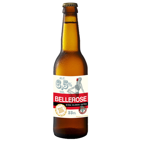 Beer - Bellerose - Blonde Extra