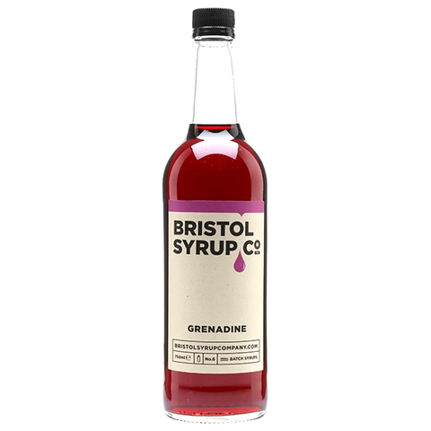 Sugar Syrup - Grenadine - Bristol Syrup Co
