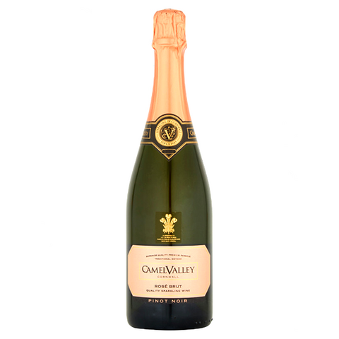 Sparkling - Rose - Brut - Camel Valley