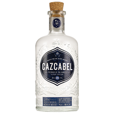 Tequila - Blanco - Blue Agave - Cazcabel