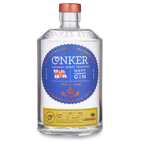 Gin -  RNLI - Navy Strength