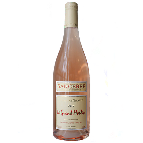 Rose - Sancerre - Le Grand Moulin - Domaine Girault