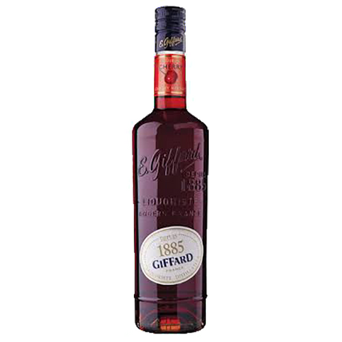 Cherry Brandy - Giffard