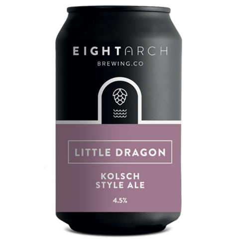 Little Dragon - Klosch style Ale - Eight Arch Brewing Co