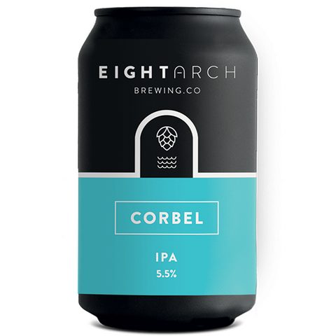 Corbel - IPA - Eight Arch Brewing