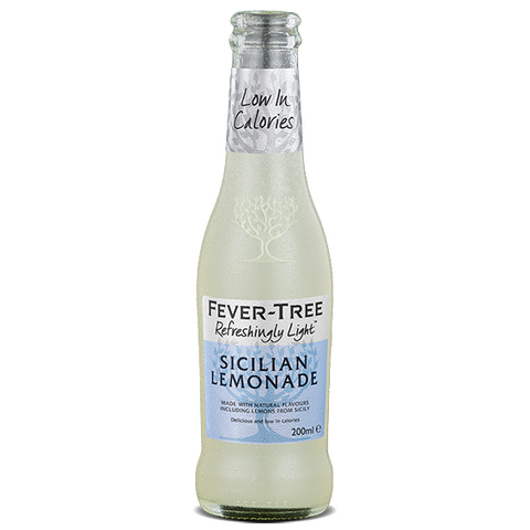 Sicilian Lemonade - Fever Tree