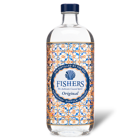 Gin - Fishers London Dry