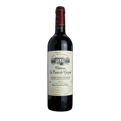 Bordeaux Blend - St Emillion - Chateau La Croix de Grezard
