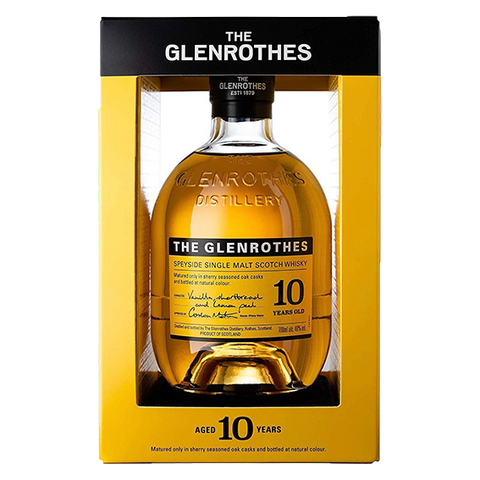 Whisky - 10YO - Glenrothes