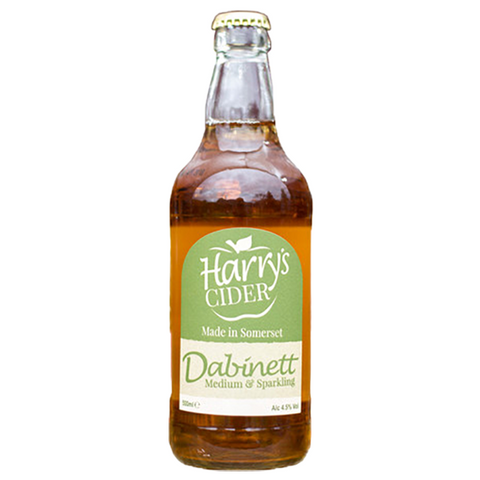 Cider - Harry's Dabinett