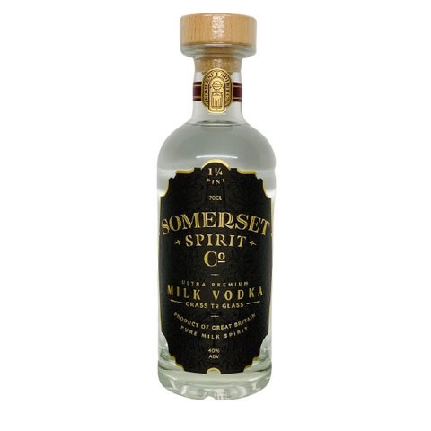 Vodka - Somerset Spirit Co - Milk Vodka