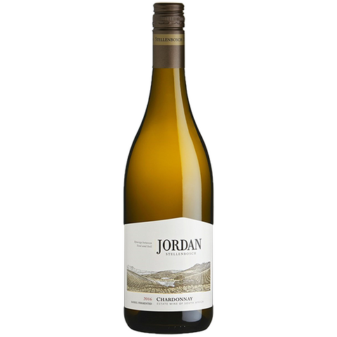 Chardonnay - Barrel Fermented - Jordan Estate