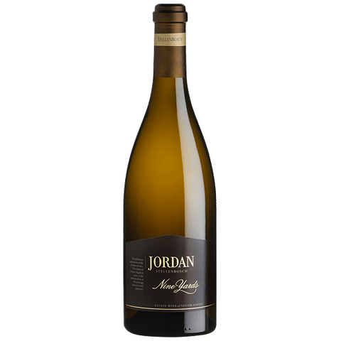 Chardonnay - Nine Yards - Jordan