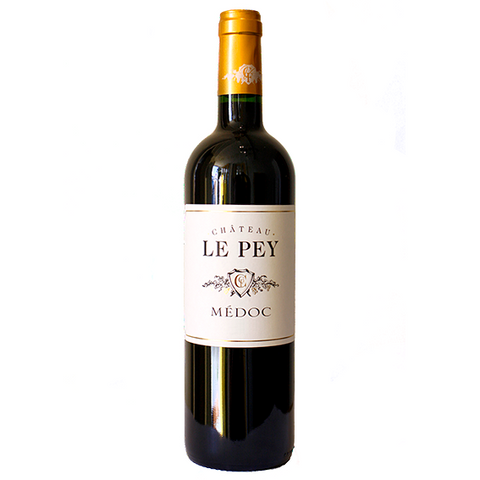 Half Bottle - Medoc - Chateau Le Pey