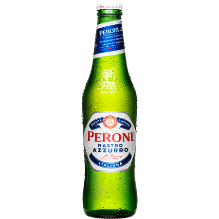 Peroni Nastro Azzuro 33cl Bottle