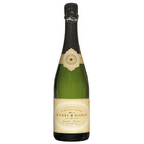 Half Bottle - Champagne - Grand Reserve - Pierre Mignon