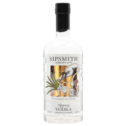 Vodka - Sipping Sipsmith
